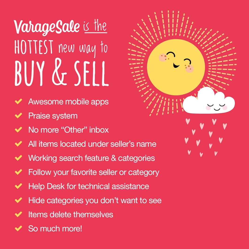 VarageSale is...