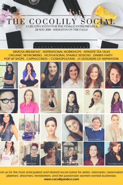 Calling all female entrepreneurs…