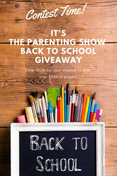 The Parenting Show Podcast with Mike Ward and Michele Kambolis – Aug 26/18